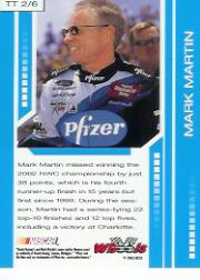 2003-Wheels-High-Gear-Racing-Insert-Card-Pick thumbnail 109