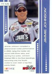 2003-Wheels-High-Gear-Racing-Insert-Card-Pick thumbnail 112