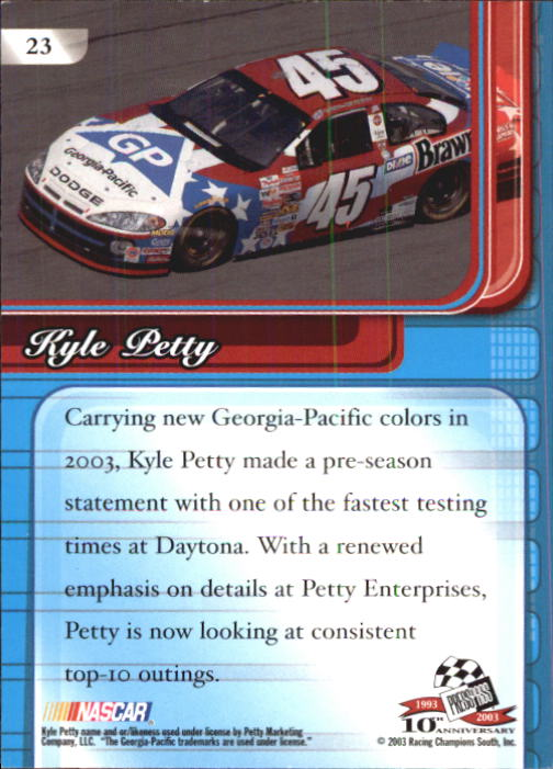 New Fashion 2002 Press Pass Trackside #13 Bobby Labonte Skilful Manufacture Sports Trading Cards