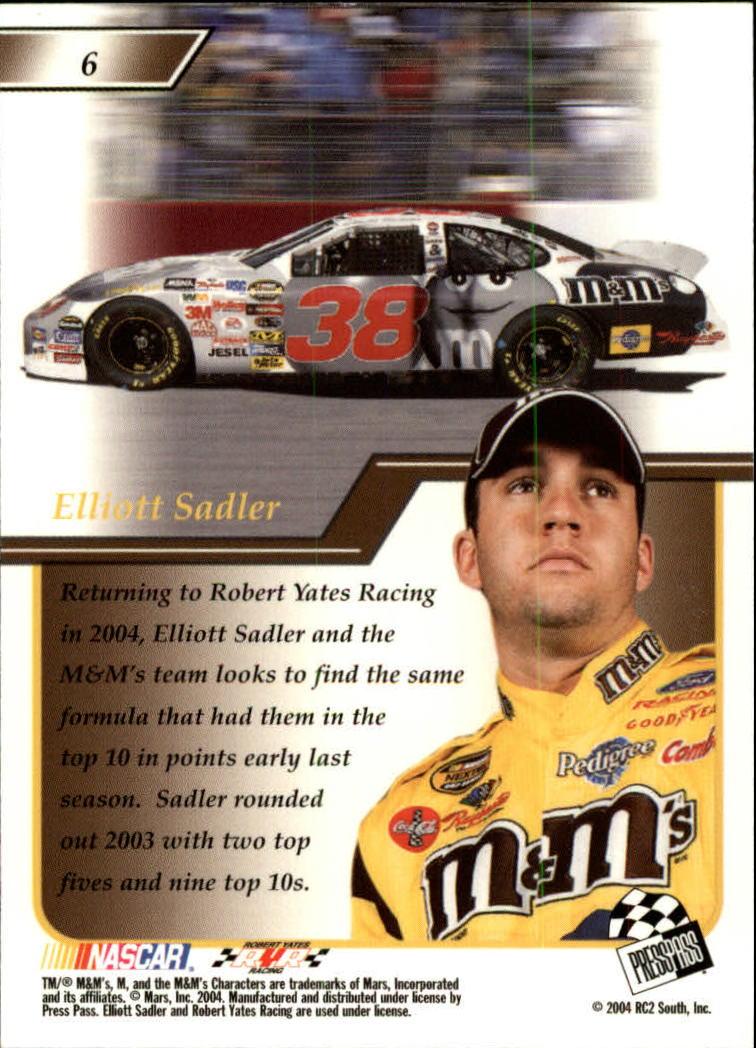 2004-Press-Pass-Premium-Racing-Card-Pick thumbnail 13