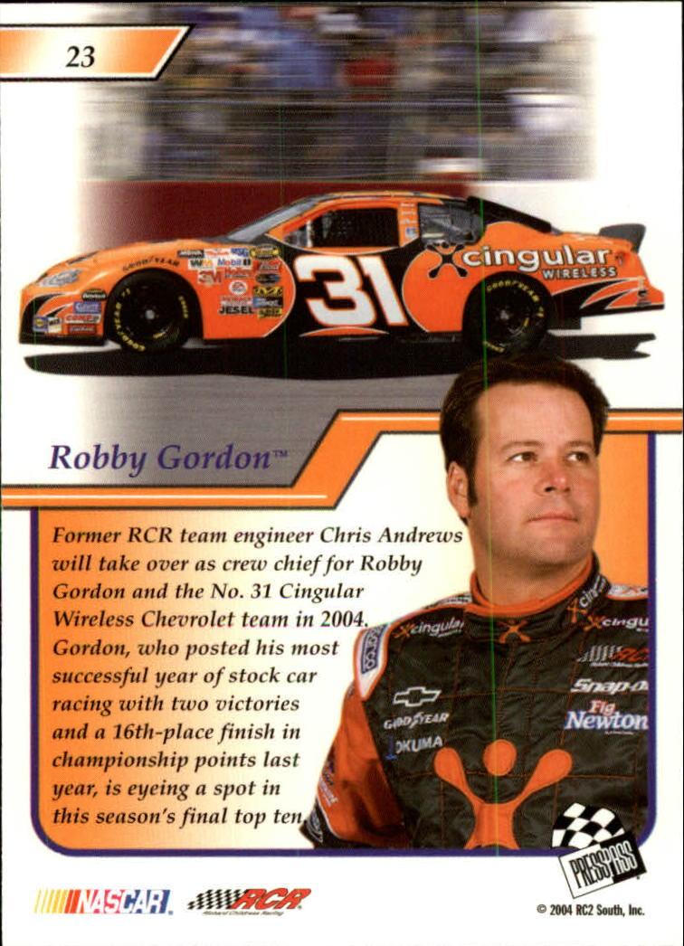 2004-Press-Pass-Premium-Racing-Card-Pick thumbnail 47