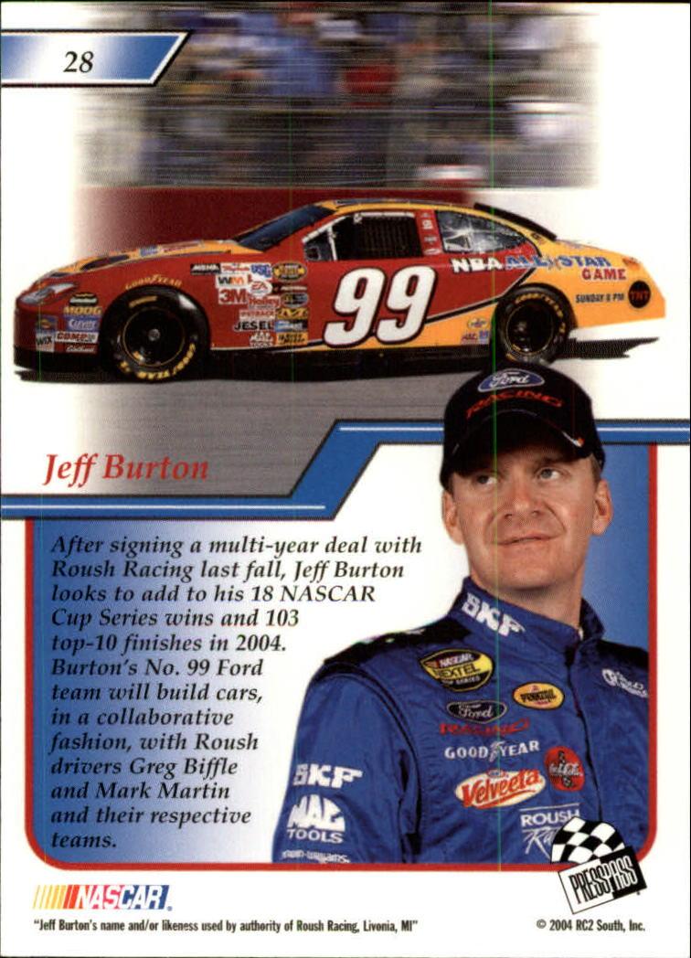 2004-Press-Pass-Premium-Racing-Card-Pick thumbnail 57