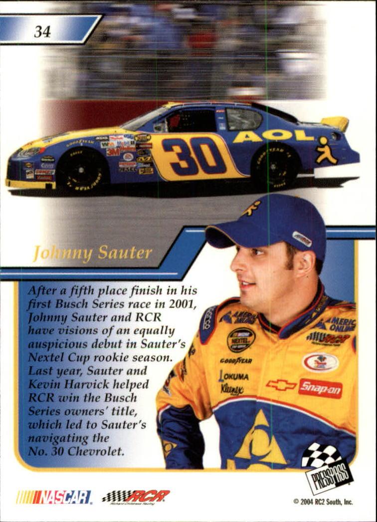 2004-Press-Pass-Premium-Racing-Card-Pick thumbnail 67