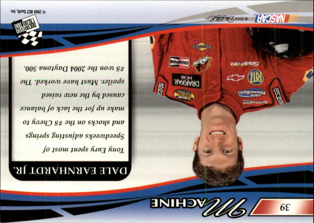 2004-Press-Pass-Premium-Racing-Card-Pick thumbnail 77