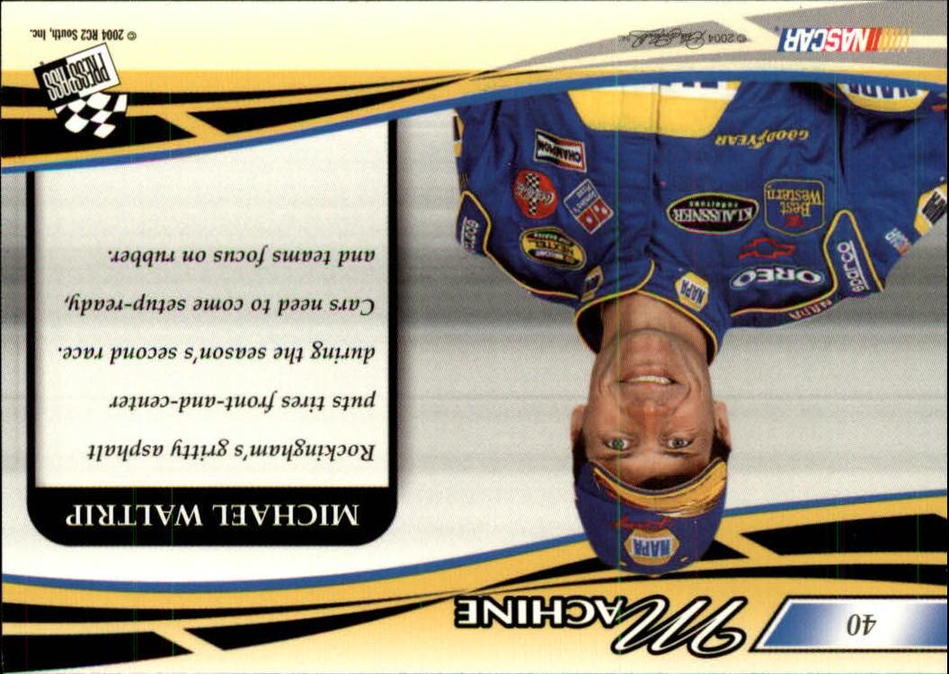 2004-Press-Pass-Premium-Racing-Card-Pick thumbnail 79