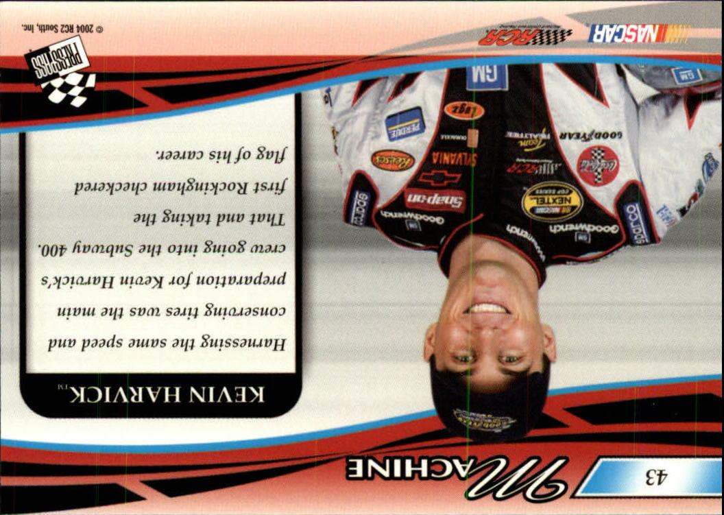 2004-Press-Pass-Premium-Racing-Card-Pick thumbnail 83