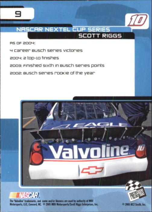 2005-Press-Pass-Trackside-Racing-Card-Pick thumbnail 9