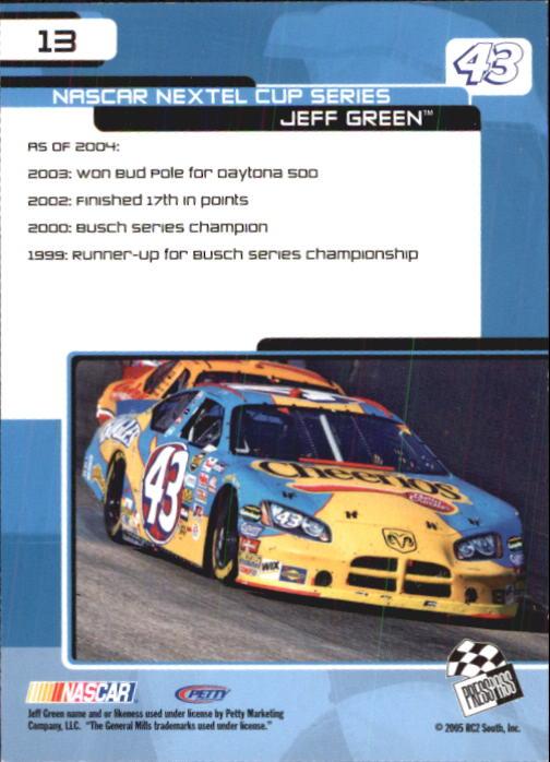 2005-Press-Pass-Trackside-Racing-Card-Pick thumbnail 13