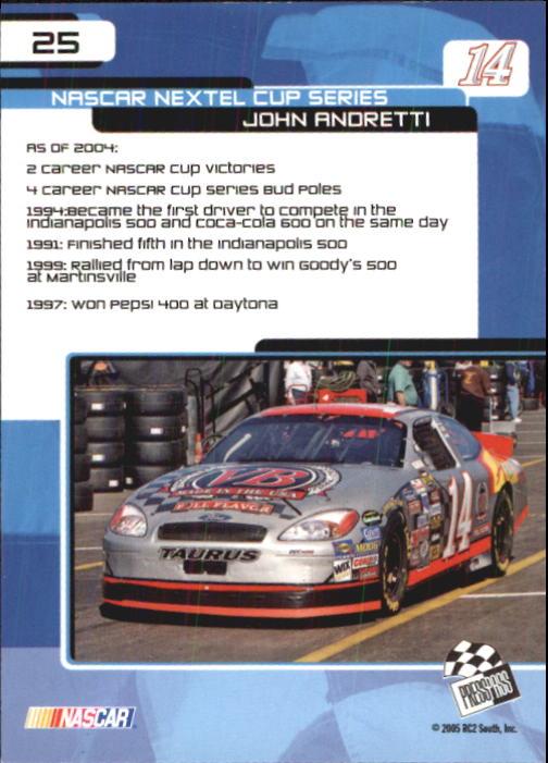 2005-Press-Pass-Trackside-Racing-Card-Pick thumbnail 31