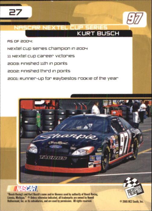2005-Press-Pass-Trackside-Racing-Card-Pick thumbnail 35