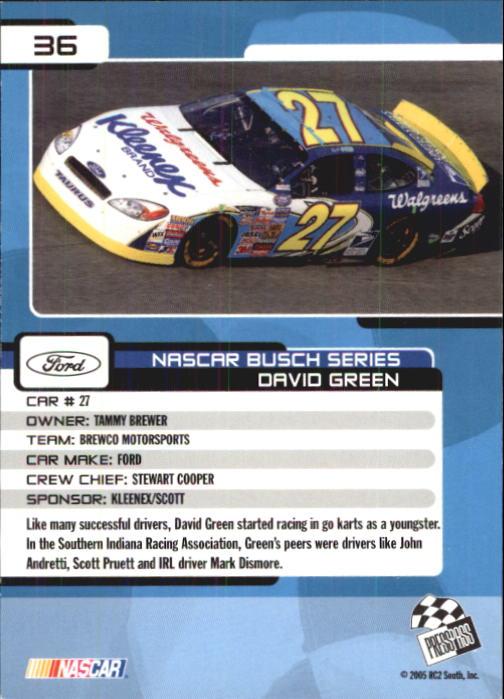2005-Press-Pass-Trackside-Racing-Card-Pick thumbnail 47