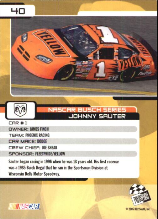 2005-Press-Pass-Trackside-Racing-Card-Pick thumbnail 53