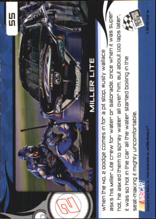 2005-Press-Pass-Trackside-Racing-Card-Pick thumbnail 75