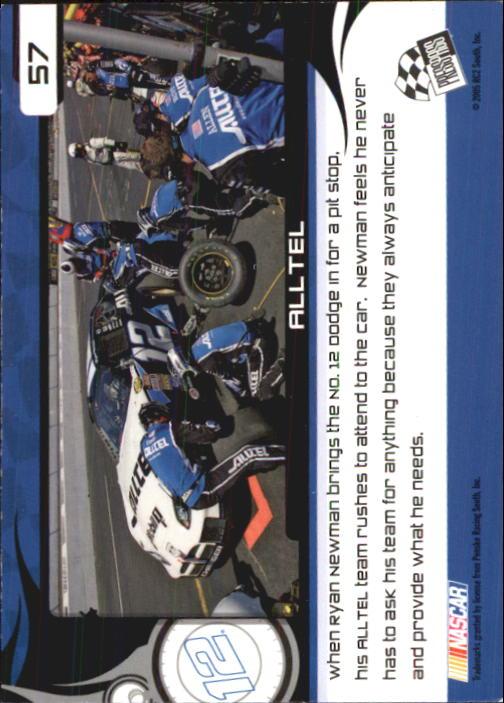 2005-Press-Pass-Trackside-Racing-Card-Pick thumbnail 77