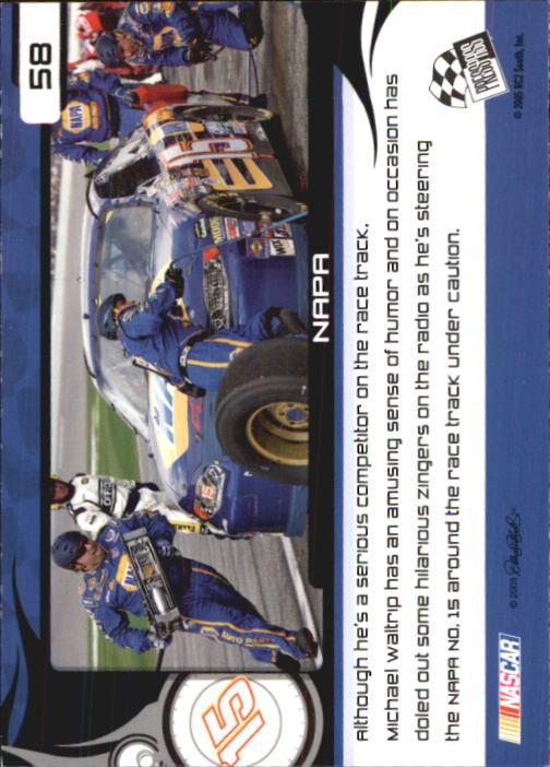 2005-Press-Pass-Trackside-Racing-Card-Pick thumbnail 79