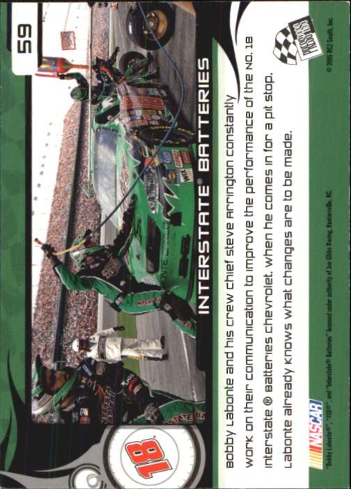 2005-Press-Pass-Trackside-Racing-Card-Pick thumbnail 81