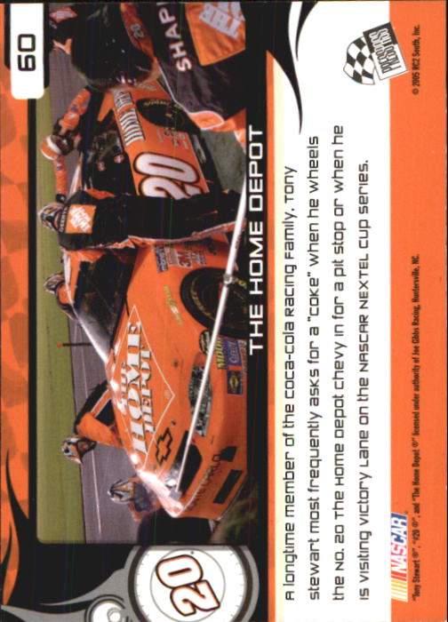 2005-Press-Pass-Trackside-Racing-Card-Pick thumbnail 83