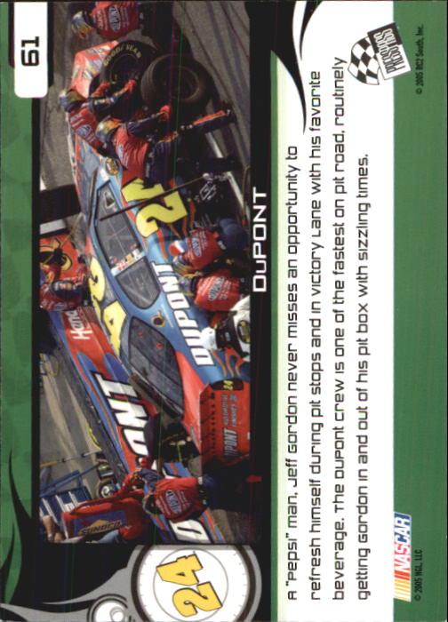 2005-Press-Pass-Trackside-Racing-Card-Pick thumbnail 85