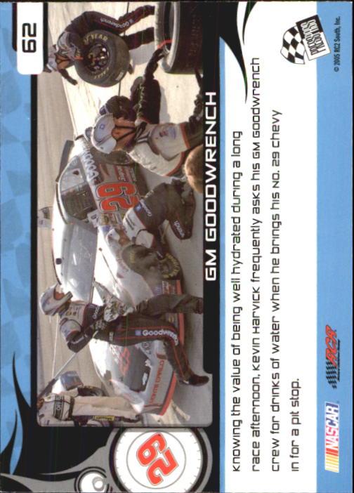 2005-Press-Pass-Trackside-Racing-Card-Pick thumbnail 87