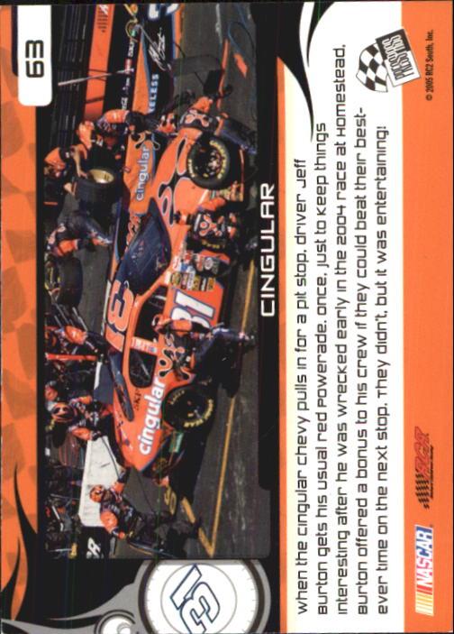 2005-Press-Pass-Trackside-Racing-Card-Pick thumbnail 89