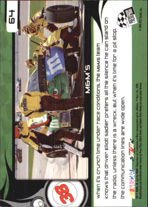 2005-Press-Pass-Trackside-Racing-Card-Pick thumbnail 91