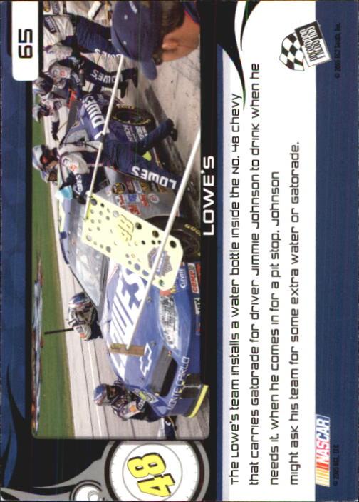 2005-Press-Pass-Trackside-Racing-Card-Pick thumbnail 93
