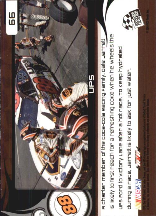 2005-Press-Pass-Trackside-Racing-Card-Pick thumbnail 95