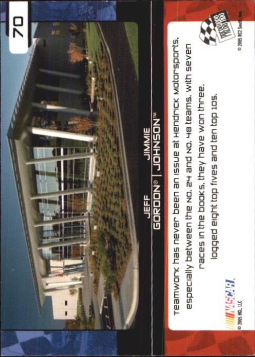 2005-Press-Pass-Trackside-Racing-Card-Pick thumbnail 103