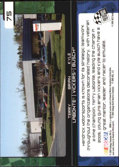 2005-Press-Pass-Trackside-Racing-Card-Pick thumbnail 113