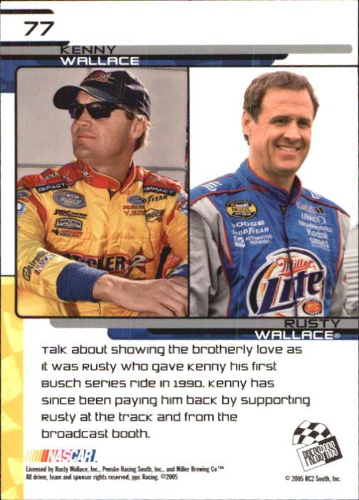 2005-Press-Pass-Trackside-Racing-Card-Pick thumbnail 117