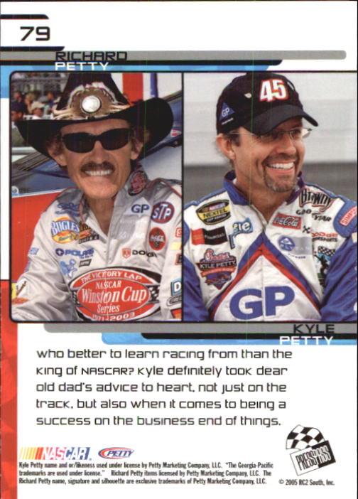 2005-Press-Pass-Trackside-Racing-Card-Pick thumbnail 119