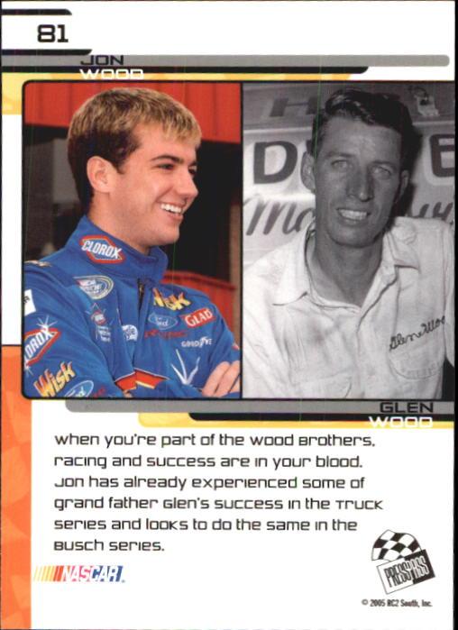 2005-Press-Pass-Trackside-Racing-Card-Pick thumbnail 123