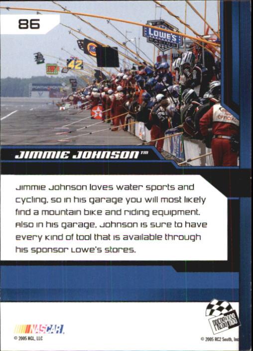 2005-Press-Pass-Trackside-Racing-Card-Pick thumbnail 129