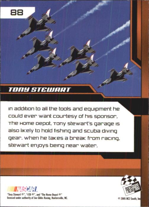 2005-Press-Pass-Trackside-Racing-Card-Pick thumbnail 133