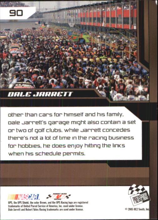 2005-Press-Pass-Trackside-Racing-Card-Pick thumbnail 137