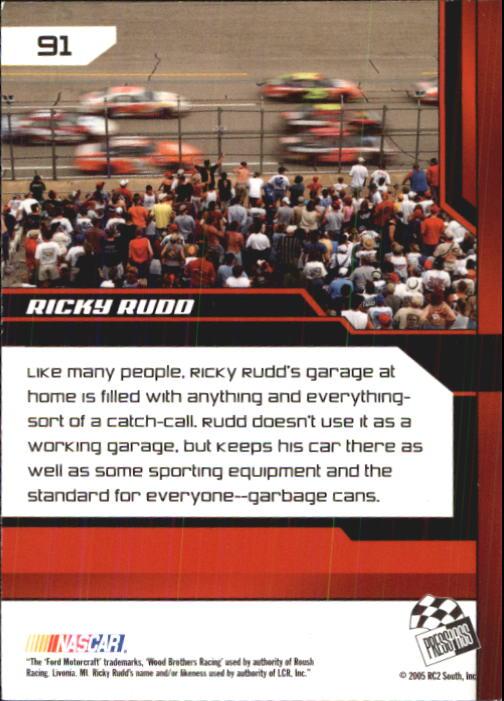 2005-Press-Pass-Trackside-Racing-Card-Pick thumbnail 139