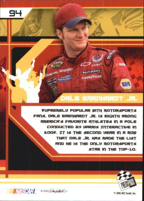2005-Press-Pass-Trackside-Racing-Card-Pick thumbnail 143