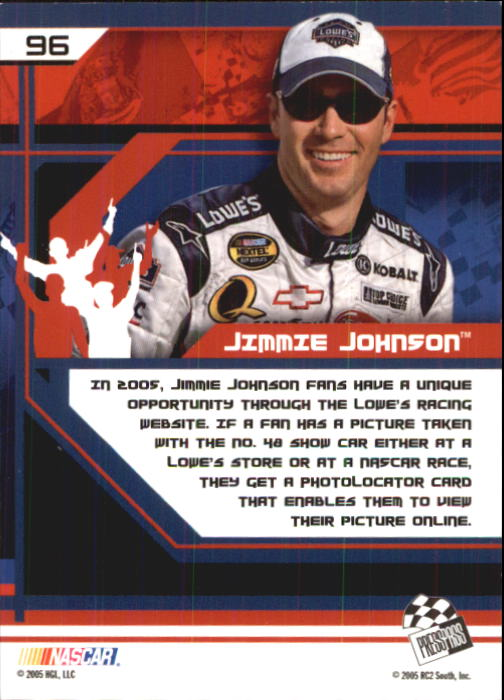 2005-Press-Pass-Trackside-Racing-Card-Pick thumbnail 147