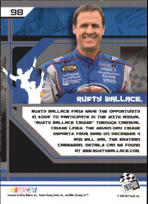 2005-Press-Pass-Trackside-Racing-Card-Pick thumbnail 149