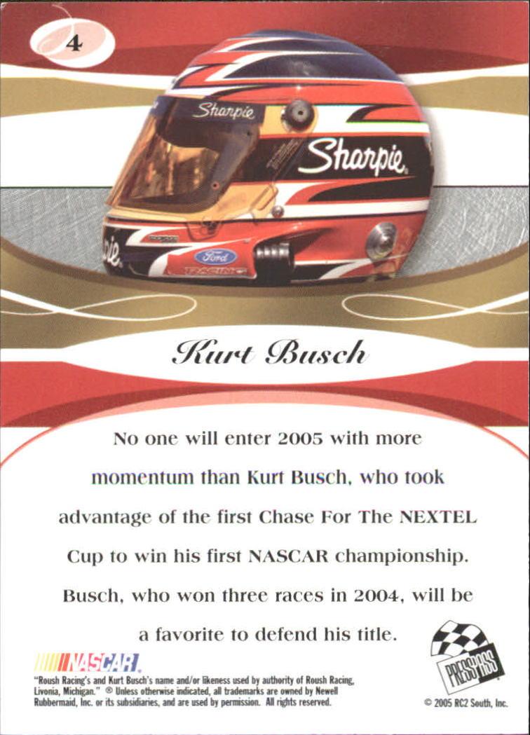 2005-Press-Pass-Premium-Race-Card-s-1-81-A3477-You-Pick-10-FREE-SHIP thumbnail 53