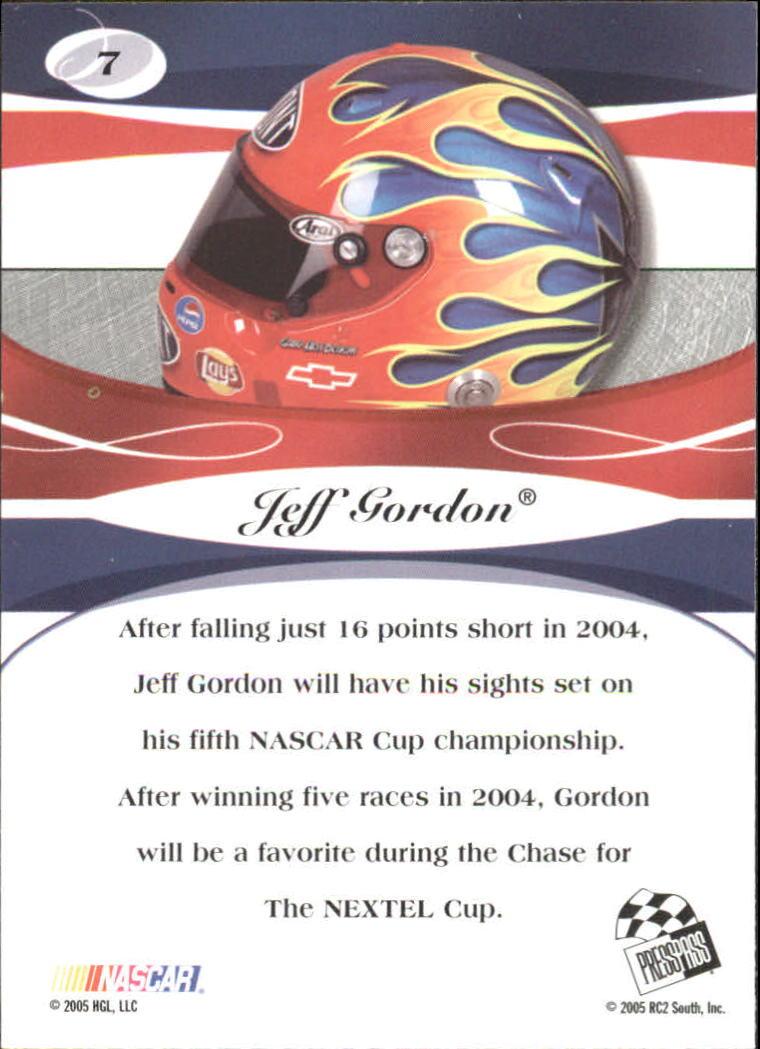 2005-Press-Pass-Premium-Race-Card-s-1-81-A3477-You-Pick-10-FREE-SHIP thumbnail 103
