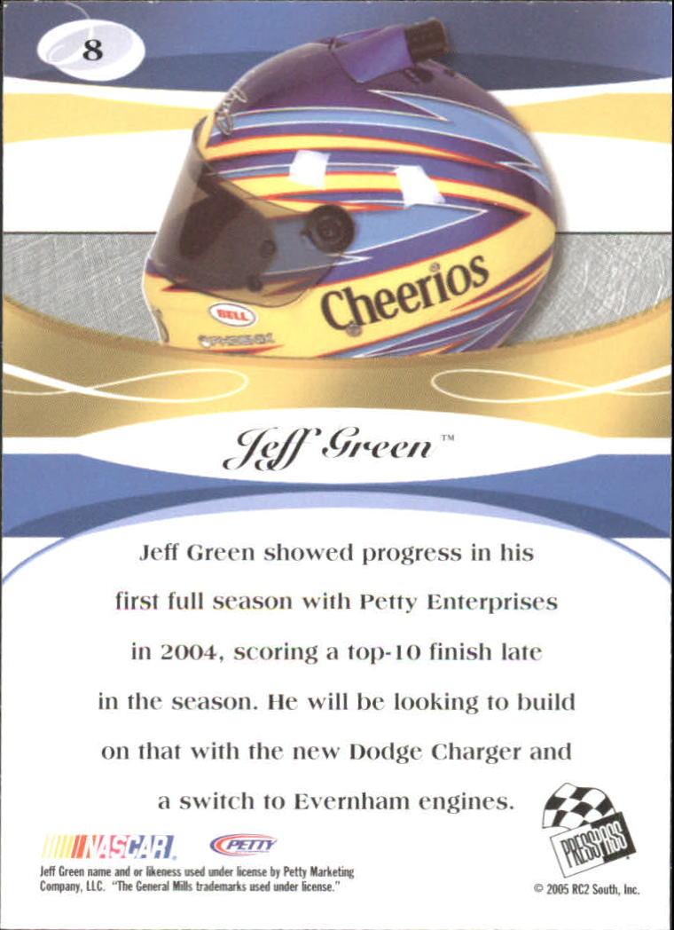2005-Press-Pass-Premium-Race-Card-s-1-81-A3477-You-Pick-10-FREE-SHIP thumbnail 19
