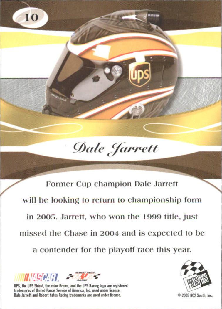 2005-Press-Pass-Premium-Race-Card-s-1-81-A3477-You-Pick-10-FREE-SHIP thumbnail 69