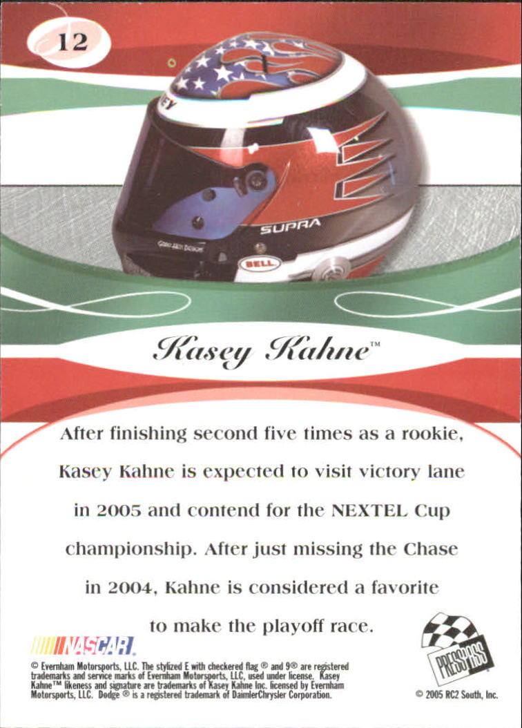 2005-Press-Pass-Premium-Race-Card-s-1-81-A3477-You-Pick-10-FREE-SHIP thumbnail 107