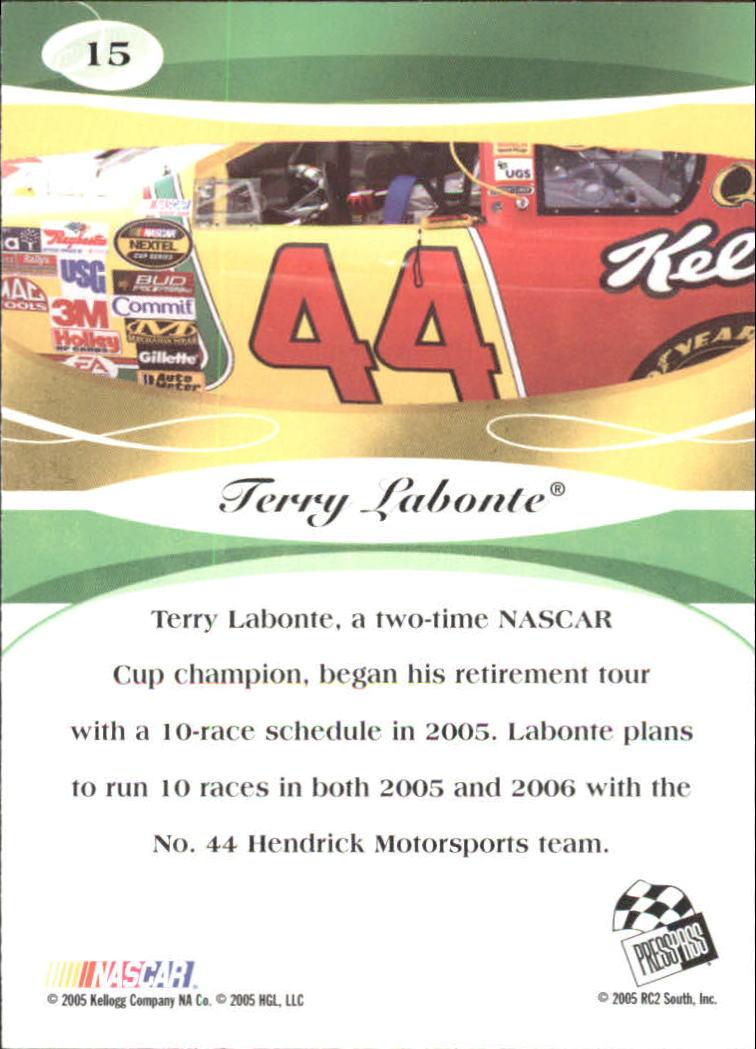 2005-Press-Pass-Premium-Race-Card-s-1-81-A3477-You-Pick-10-FREE-SHIP thumbnail 59
