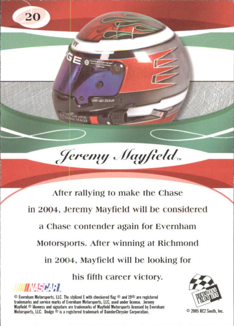 2005-Press-Pass-Premium-Race-Card-s-1-81-A3477-You-Pick-10-FREE-SHIP thumbnail 7