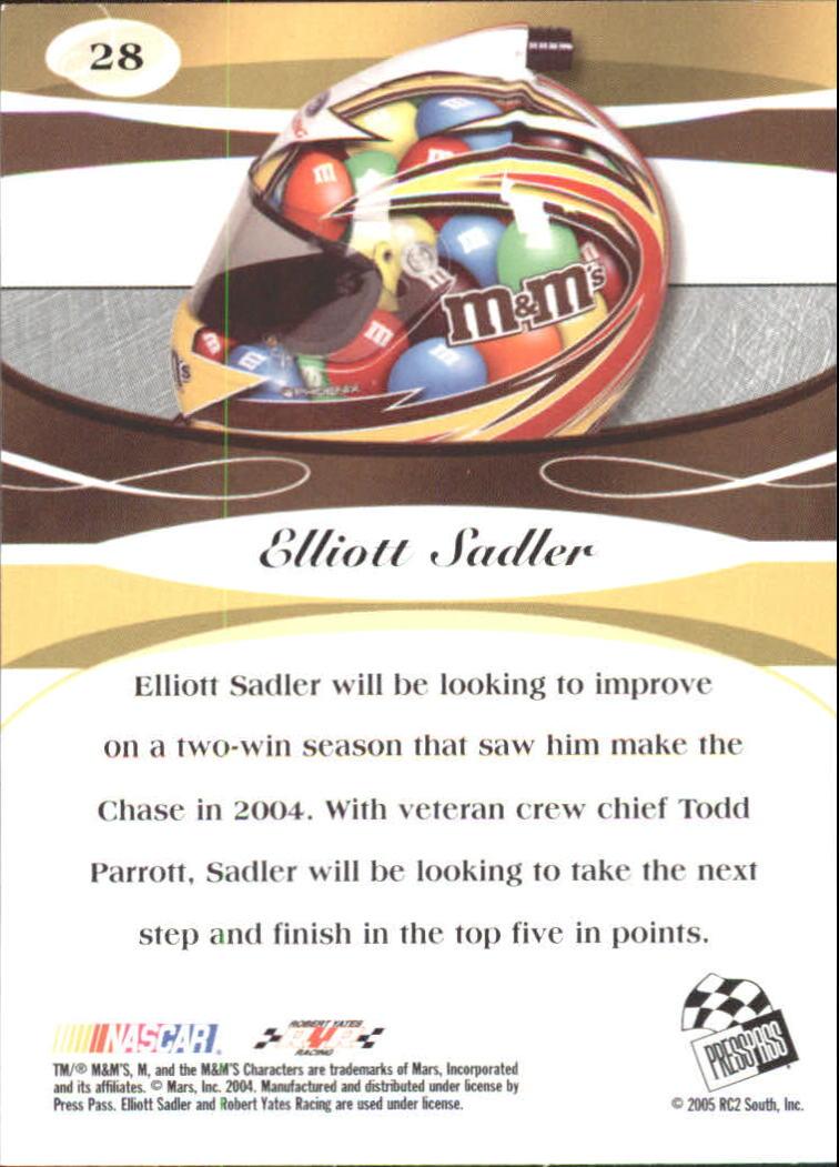 2005-Press-Pass-Premium-Race-Card-s-1-81-A3477-You-Pick-10-FREE-SHIP thumbnail 39