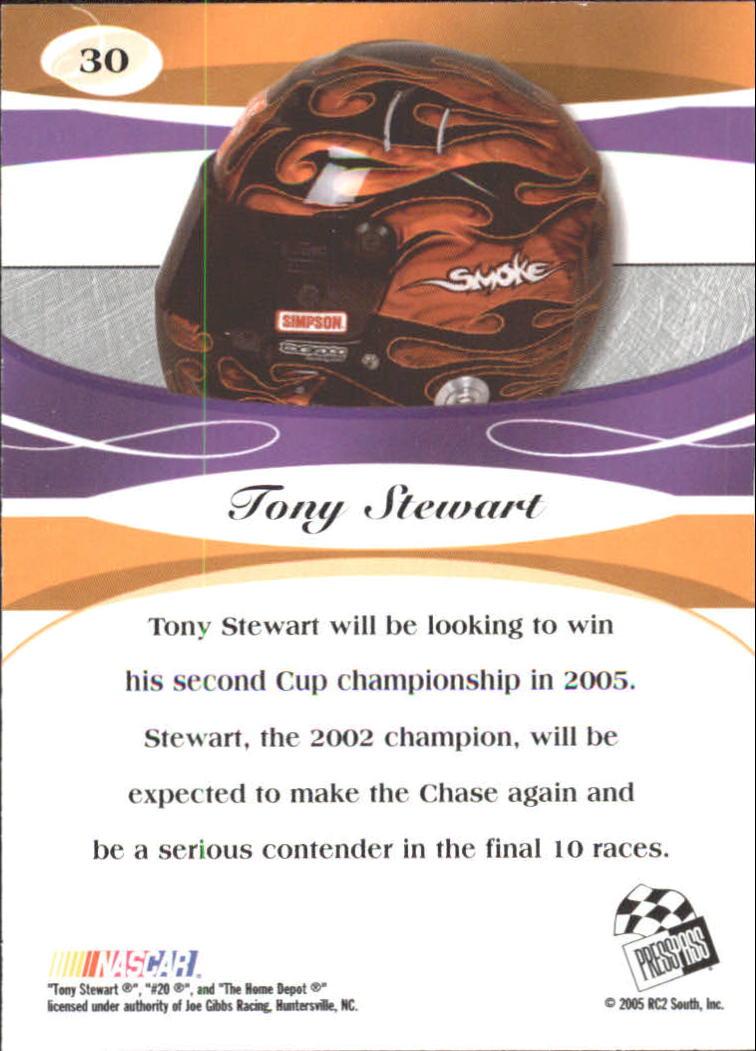 2005-Press-Pass-Premium-Race-Card-s-1-81-A3477-You-Pick-10-FREE-SHIP thumbnail 85