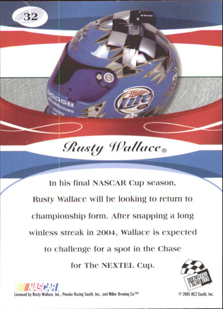 2005-Press-Pass-Premium-Race-Card-s-1-81-A3477-You-Pick-10-FREE-SHIP thumbnail 75