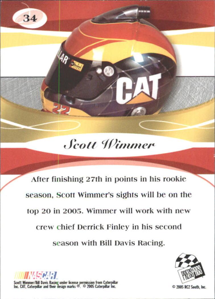 2005-Press-Pass-Premium-Race-Card-s-1-81-A3477-You-Pick-10-FREE-SHIP thumbnail 35